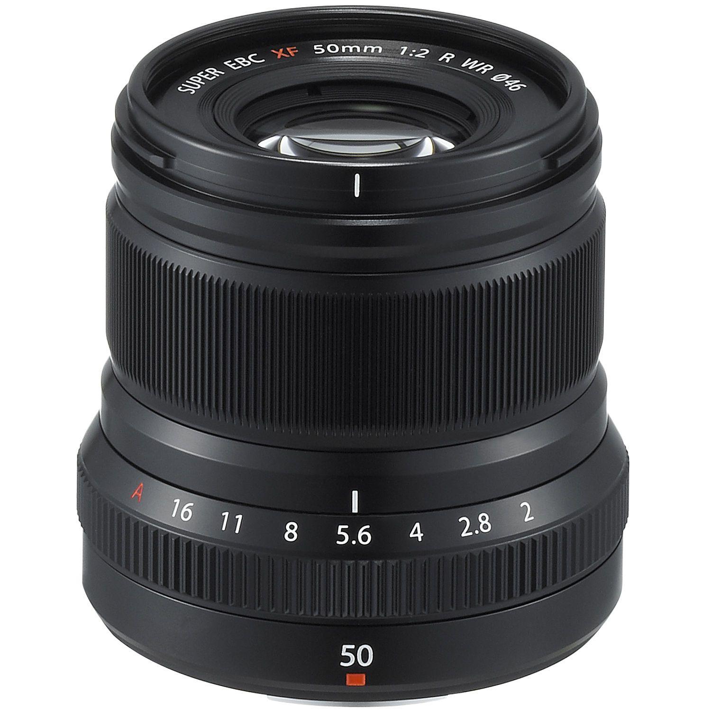 Fujifilm XF50mm F2 R WR Lens