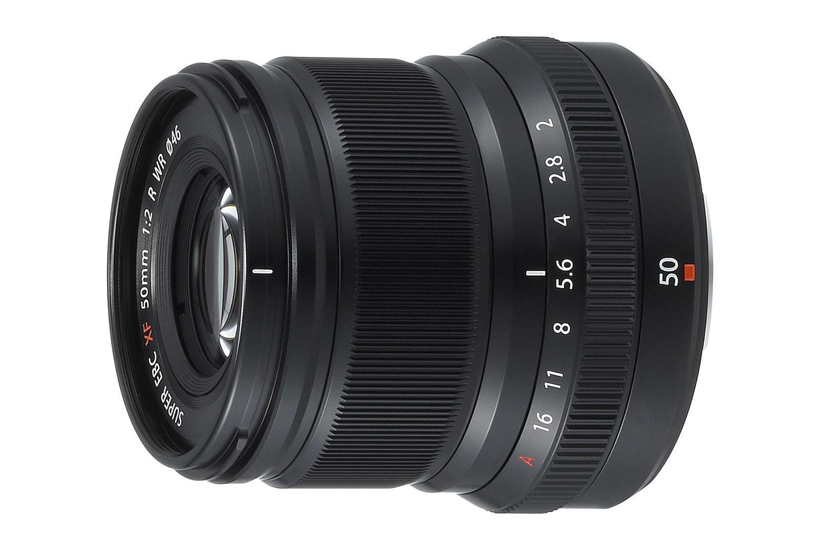Fujifilm XF50mm F2