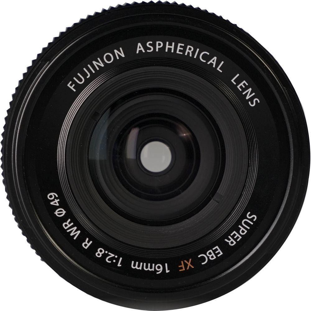 Fujifilm XF16mm F2.8 R