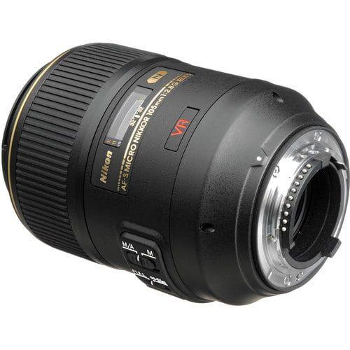 Nikon AF-S Micro 105mm f/2.8G IF-ED VR Lens
