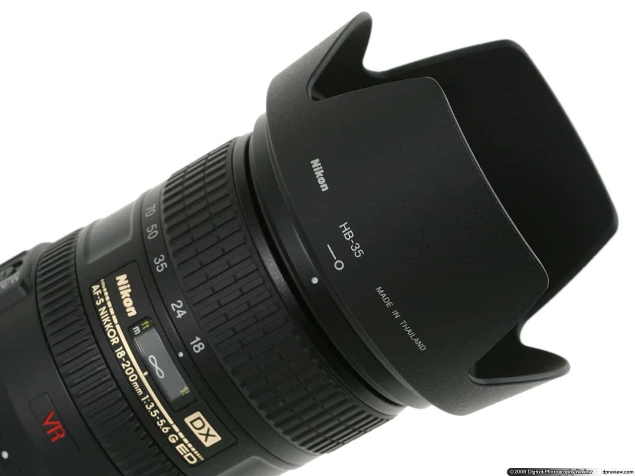 Nikon AF-S 18-200mm f/3.5-5.6G ED VR II DX Lens