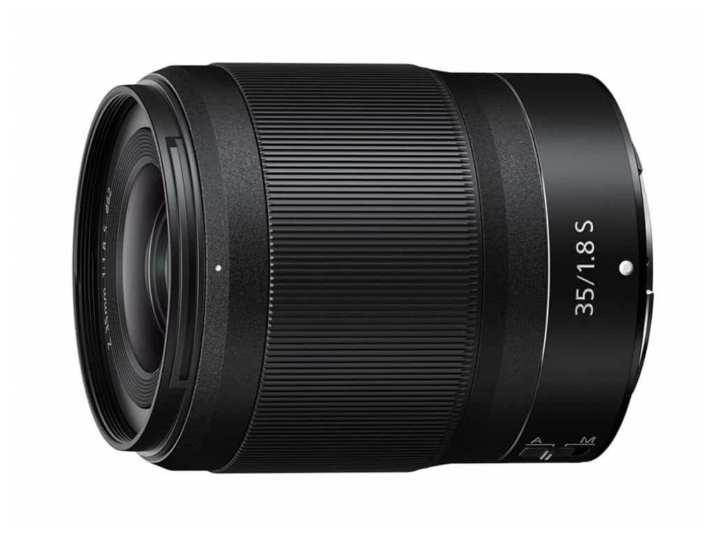 Nikon Z 35mm f/1.8 S Lens,Nikon Z 35mm f/1.8 S Lens