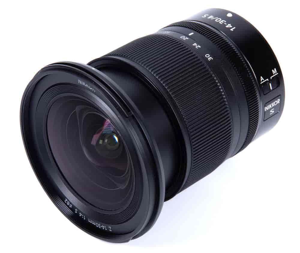 Nikon Z 14-30mm f/4 S  Lens
