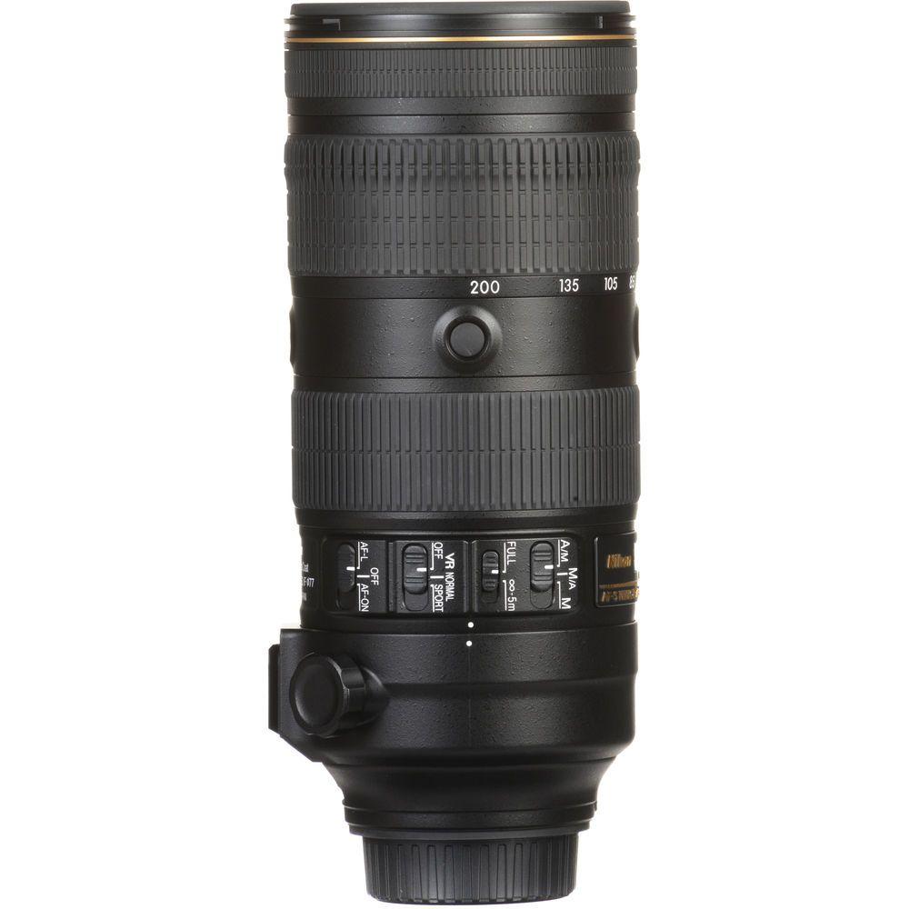 Nikon AF-S 70-200mm f/2.8E FL Lens