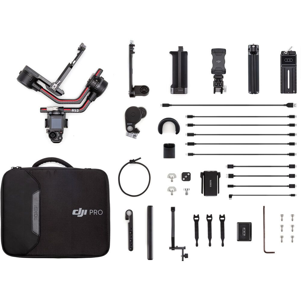 DJI RS2 Pro Combo Kit,DJI RS 2 Pro Combo,,,