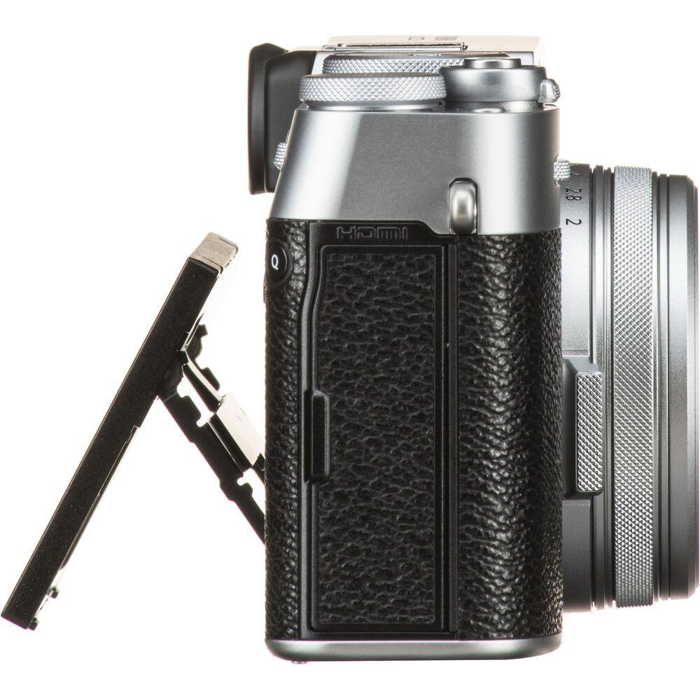 Fujifilm X100V Digital Camera With Accessories Kit