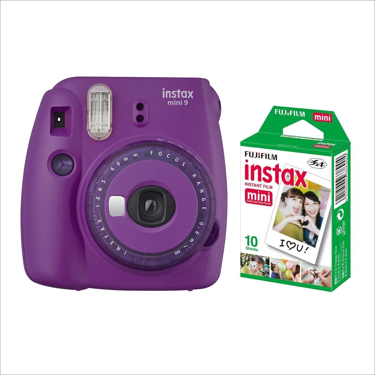 Fujifilm Mini 9 Instax Pink
