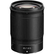 Nikon Z 85mm f/1.8 S Lens