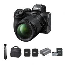 Nikon Z5 Mirrorless Camera With 24-200mm F/4-6.3 Lens And Accessories Kit