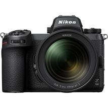 Nikon Z6II Mirrorless Camera With 24-70mm F/4 Lens Kit With FT-Z Adapter