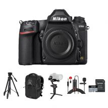 Nikon D780 DSLR Camera Body Only With Accessories Kit