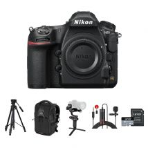 Nikon D850 DSLR Camera Body Only With Accessories Kit