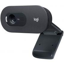 Logitech C505 HD Webcam with long range Microphone
