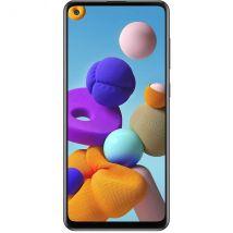 SAMSUNG A21s 4/64 GB Dual Sim 4G - Blue