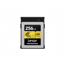 Lexar 256GB Professional CFexpress Type B Card