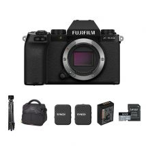 Fujifilm X-S10 Mirrorless Digital Camera Body Only With Accessories Kit