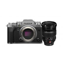 Fujifilm X-T4 Silver Mirrorless Camera With XF16-55mm F/2.8 Lens Kit