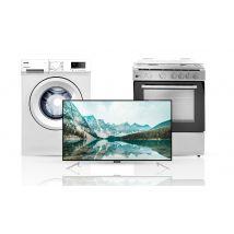 Skyworth 43TB7000- 43 Full HD Tv Bundle With Vestel Washing Machine and Vestel Gas Cooker