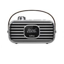 Veho Mode MD-1 Wireless Speaker with DAB Radio  (VSS-230-MD1-C)