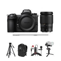 Nikon Z7 Mirrorless Camera With 24-200mm F/4-6.3 Lens And Accessories Kit