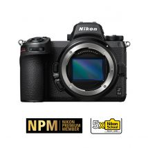 Nikon Z6II Mirrorless Camera Body Only With FT-Z Adapter and Tripod