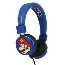 OTL On-Ear Folding Headphone Mario & Luigi