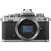 Nikon Z fc Mirrorless Digital Camera Body Only (Silver)