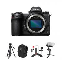 Nikon Z6 II Mirrorless Camera Body with Accessories Kit