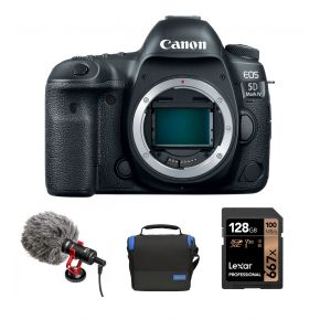 Canon EOS 5D MKIV DSLR Camera Body Only With Accessories Kit