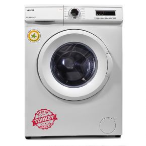 Vestel W7104 Front Load Washing Machine 7 KG (White)