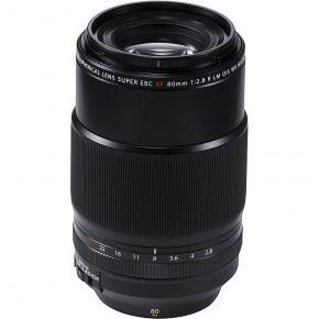 Fujifilm XF80mm F2.8 R LM OIS WR Lens