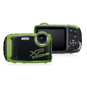 Fujifilm XP140 Underwater Digital Camera Bundle