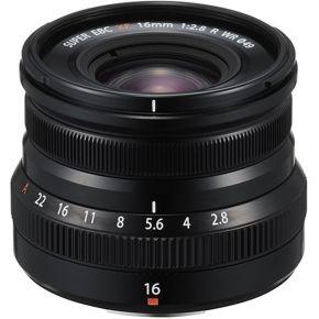 Fujifilm XF16mm F2.8 R WR Lens