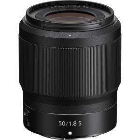 Nikon   Z 50mm f/1.8 S LENS