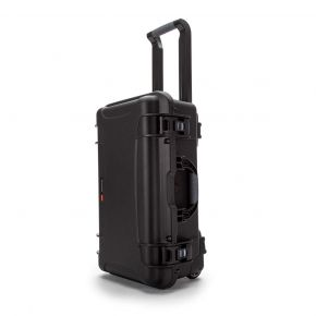 Nanuk 935 Trolley Case With Foam (Black)