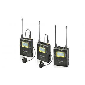 Saramonic UwMic9 Kit (TX9 +TX9 +RX9) UHF Wireless microphone kit