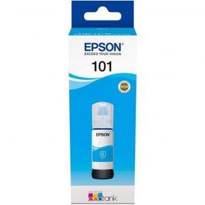 Epson C13T03V24A 101 EcoTank Cyan ink bottle for L4150/L4160/L6160/L6170/L6190