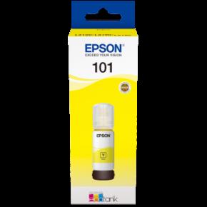 C13T03V44A 101 EcoTank Yellow ink bottle for L4150/L4160/L6160/L6170/L6190