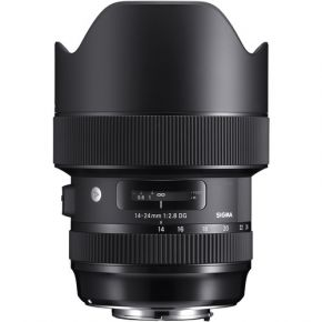 SIGMA 14-24 F/2.8 DG HSM (A) Lens for Canon