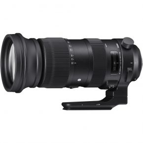 SIGMA 60-600/4.5-6.3 DG OS HSM FOR CANON