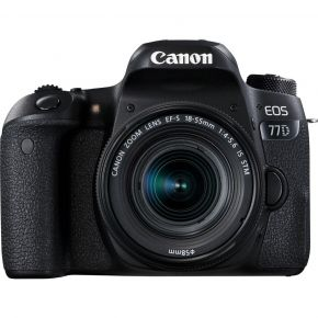 Canon EOS 77D 18-55 IS