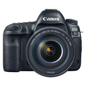 Canon EOS 5D MK IV + 24-105 F4L Lens Kit