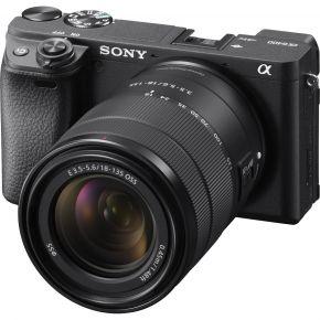 Sony Alpha a6400L Mirrorless digital camera with 18-135mm Lens