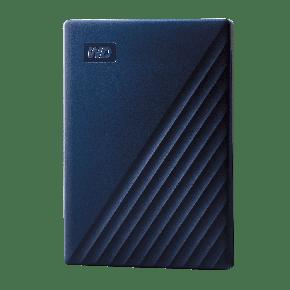WESN WD My Passport For Mac USB 3.0 External Hard Drive-4TB