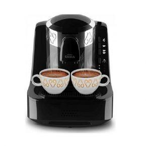 Arzum Okka Turkish Coffee Maker (OK002C) - Black & Chrome