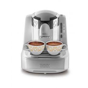 Arzum Okka Turkish Coffee Maker, OK002upg-W  - Color White & Chrome