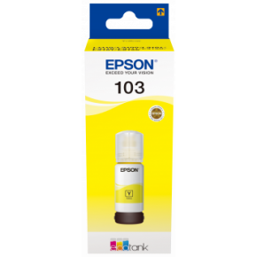 Epson EcoTank 103 Yellow Ink Bottle