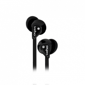 VEP-003-360Z1 Veho Z-1 Noise Isolating Earphone