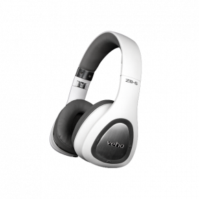 VEP-016-ZB6-WH Veho ZB6 On-Ear Wireless Headset