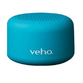 VEHO M1 Portable Rechargeable Speaker Portable (VSS-101-M1-B) - Blue
